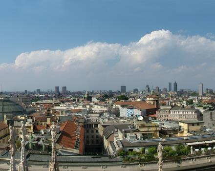 The main points of interest in Milan, within easy to reach from Best Western Hotel Astoria